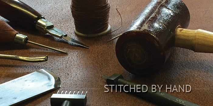 Stitched By Hand | JSYLEATHERWORKS